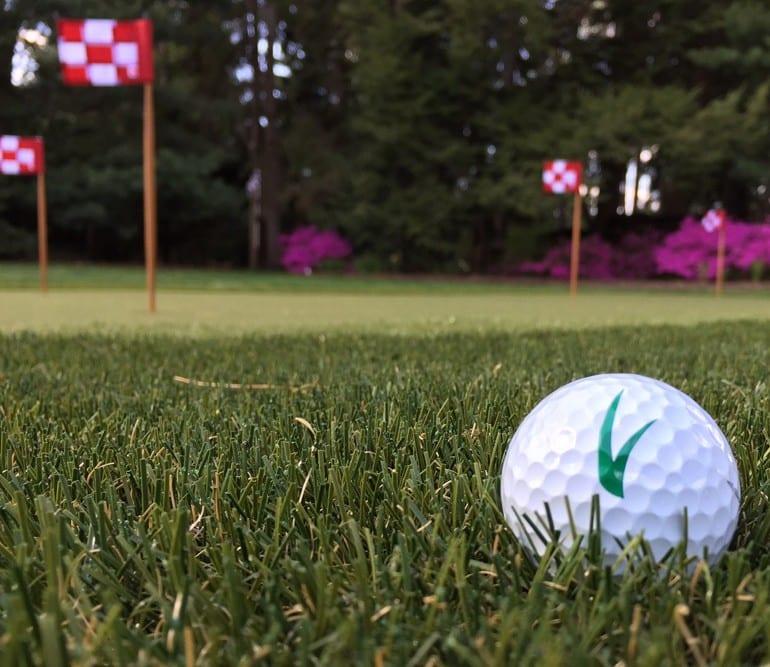 Golf-Ball-Blade