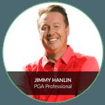 PGA Professional Jimmy Hanlin
