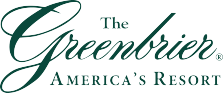 The Greenbrier America's Resort logo