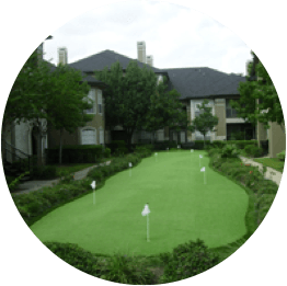 GolfGreens Avid Golfer Featured Projects