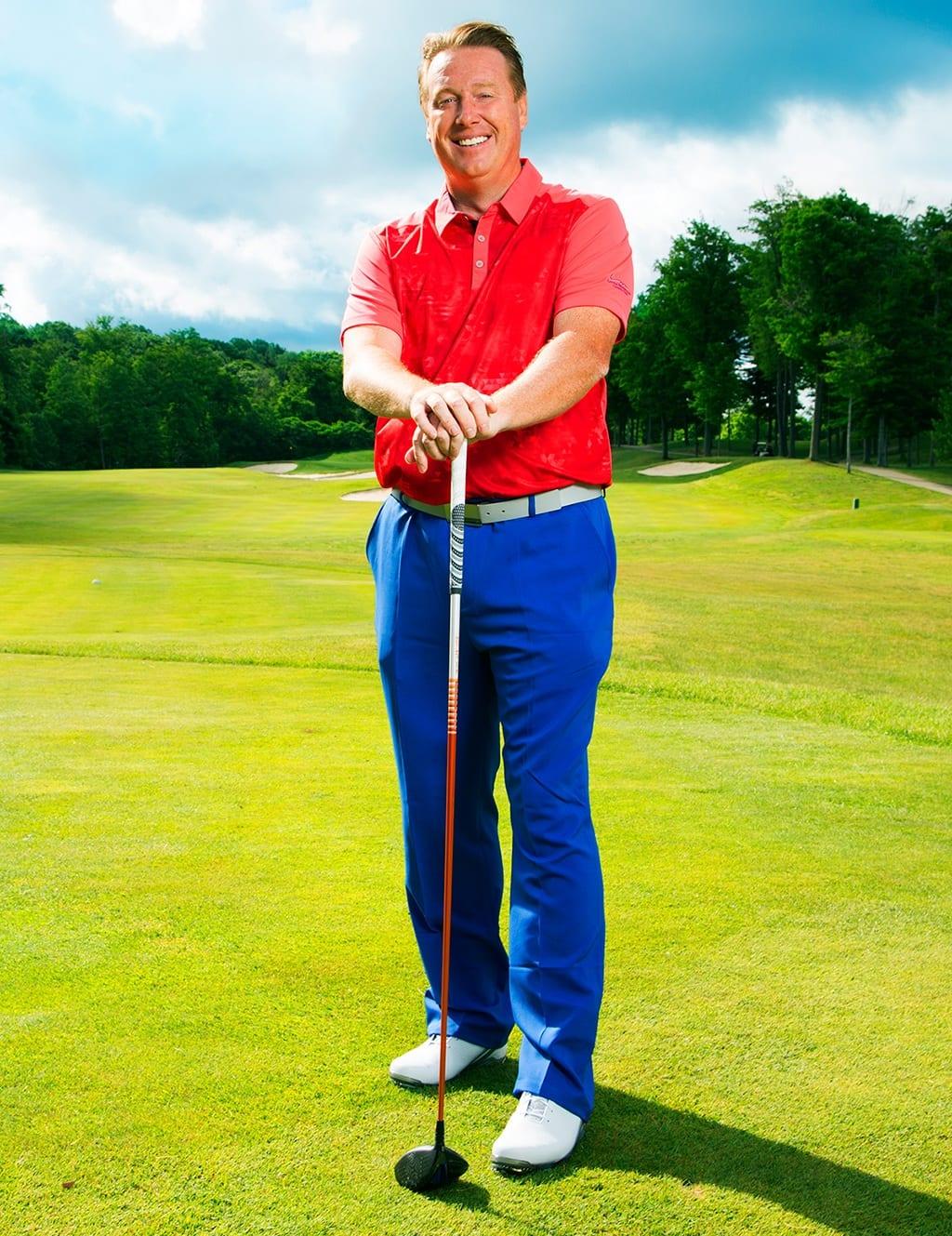 Jimmy Hanlin PGA Professional Golfer