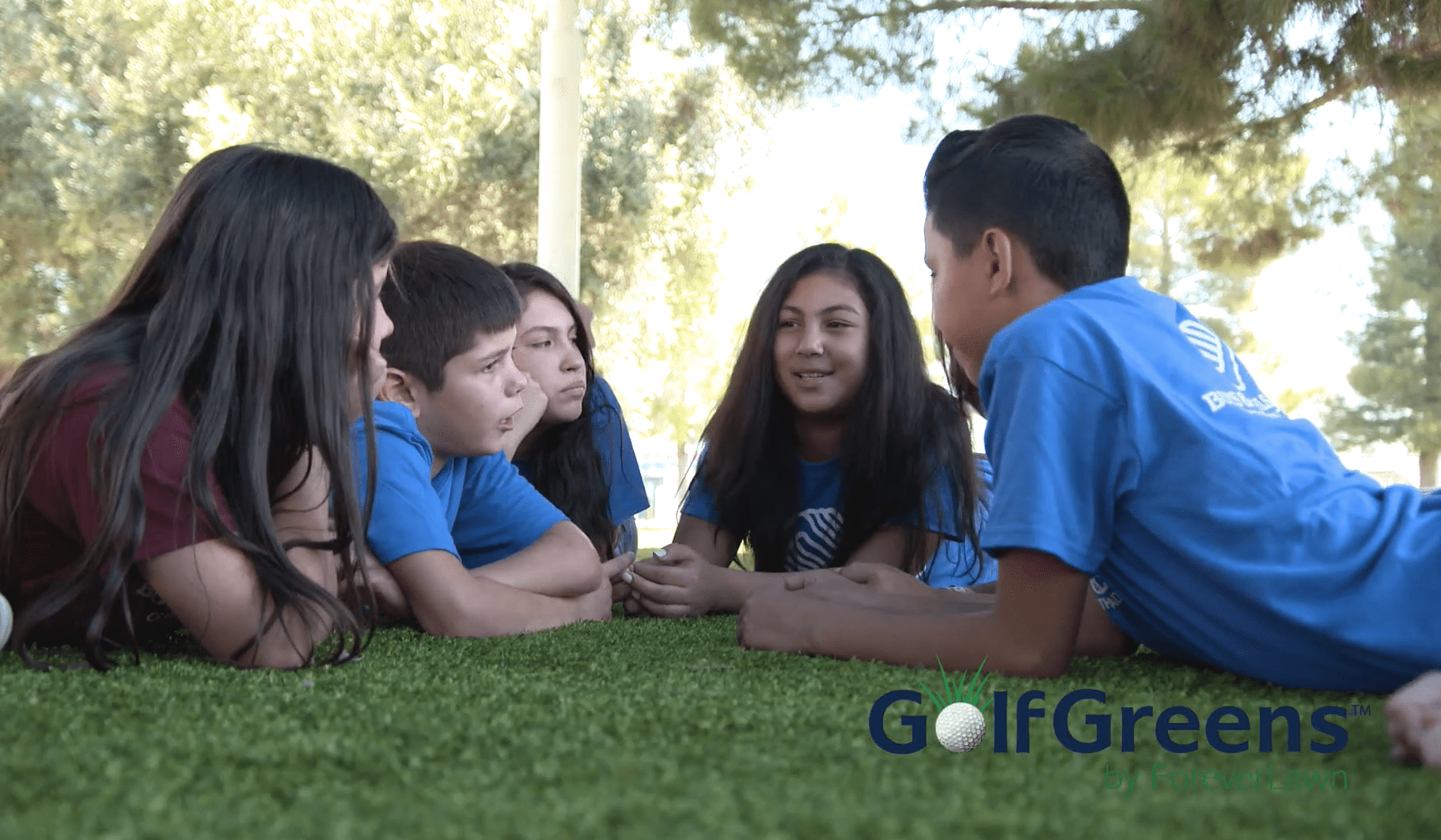Boys and Girls Club with GolfGreens