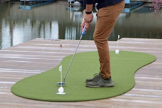 GolfGreens on the Go