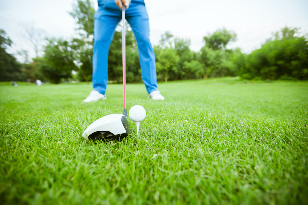 Drive the Ball Longer and Straighter